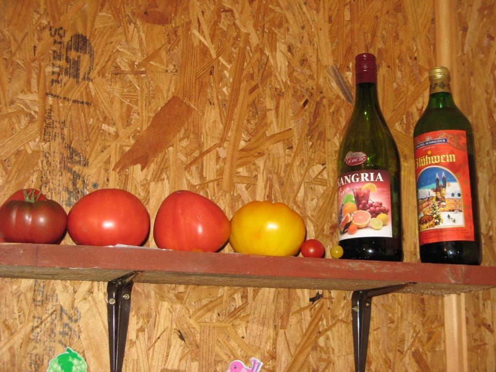 томаты на семена