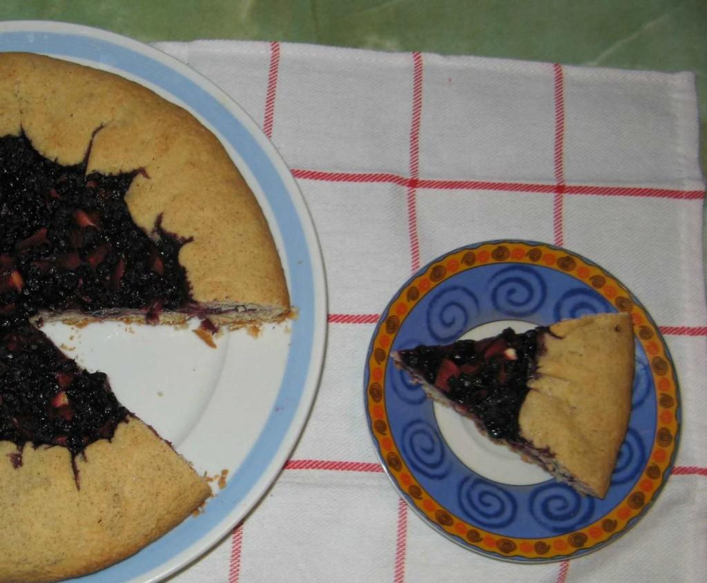 угощайтесь пирогом!