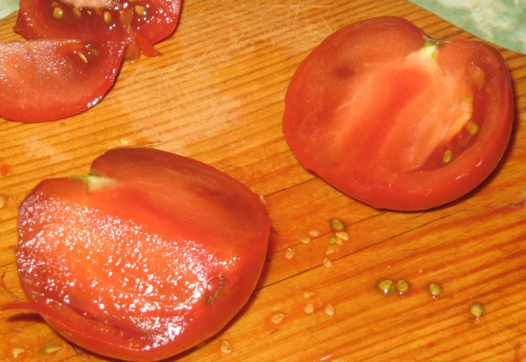 свои томаты