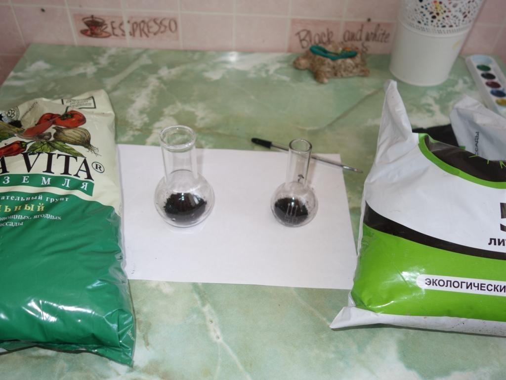 как проверить кислотность почвы 3